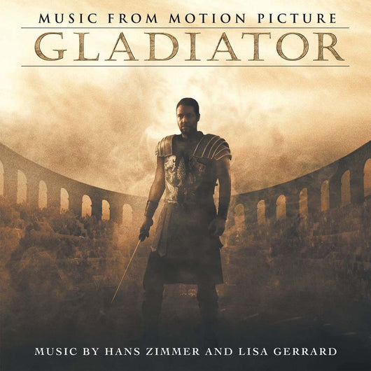HANS ZIMMER & L Gerrard GLADIATOR Soundtrack LP Vinyl NEW