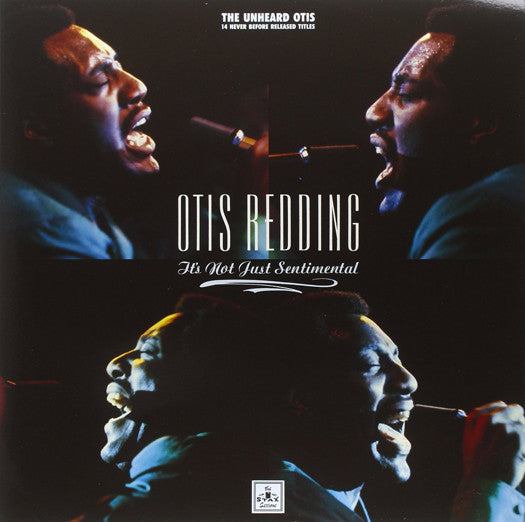 OTIS REDDING IT'S NOT JUST SENTIMENTAL (UK) LP VINYL NEW (US) 33RPM