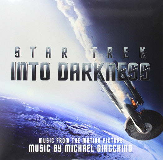 STAR TREK INTO DARKNESS ORIGINAL FILM SOUNDTRACK LP VINYL NEW (US) 33RPM