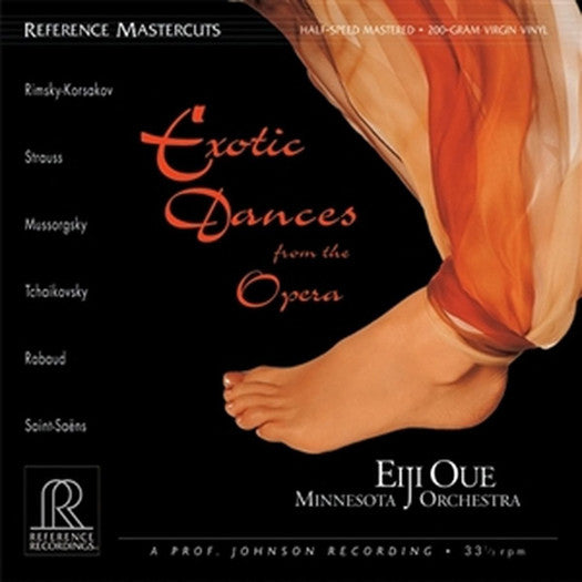OUE MINNESOTA ORCHESTRA EXOTIC DANCES FROM THE OPERA LP VINYL NEW (US)