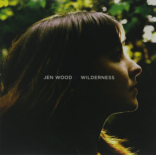 JEN WOOD WILDERNESS LP VINYL NEW (US) 33RPM