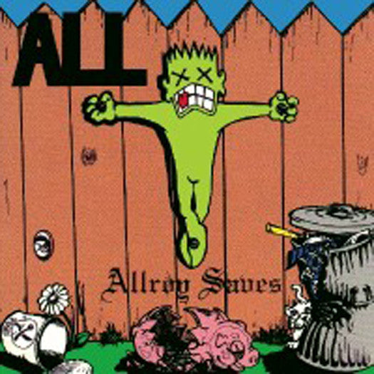 ALL ALLROY SAVES LP VINYL NEW (US) 33RPM