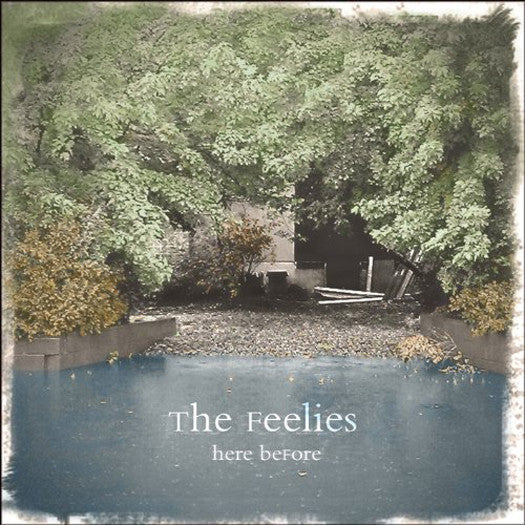 FEELIES HERE BEFORE LP VINYL NEW (US) 33RPM