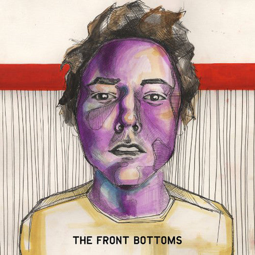THE FRONT BOTTOMS The Front Bottoms LP Vinyl NEW 2014