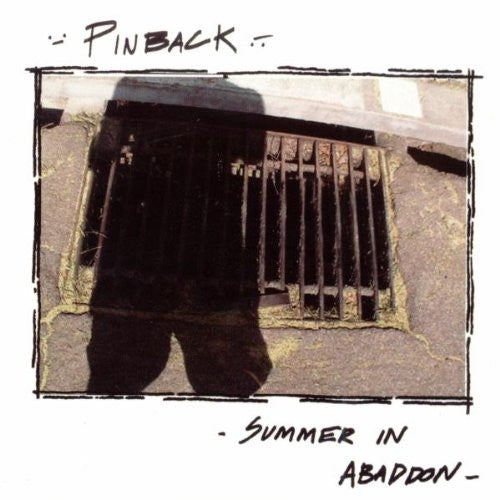 Pinback Summer In Abaddon LP