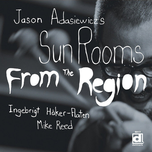 JASON ADASIEWICZ'S SUN ROOMS FROM THE REGION LP VINYL NEW (US) 33RPM