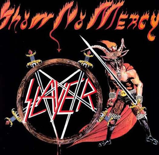 SLAYER SHOW NO MERCY LP VINYL NEW 33RPM