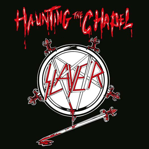 Slayer Haunting The Chapel Vinyl LP