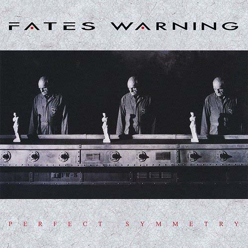 FATES WARNING Perfect Symmetry LP Vinyl NEW 2018