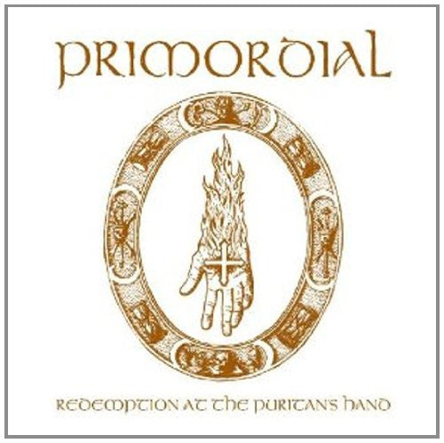 PRIMORDIAL REDEMPTION AT THE PURITANS HA LP VINYL 33RPM NEW