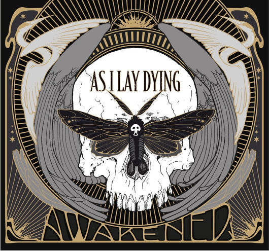 AS I LAY DYING AWAKENED LP VINYL 33RPM NEW