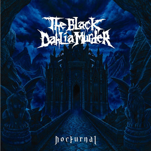 BLACK DAHLIA MURDER NOCTURNAL LP VINYL 33RPM NEW