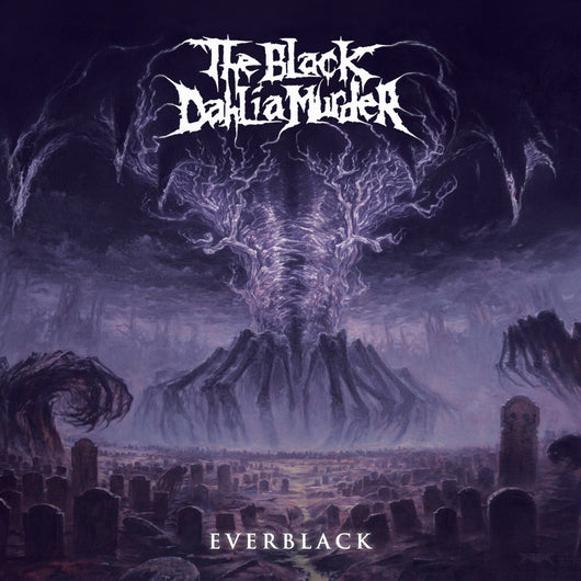 BLACK DAHLIA MURDER EVERBLACK LP VINYL 33RPM NEW