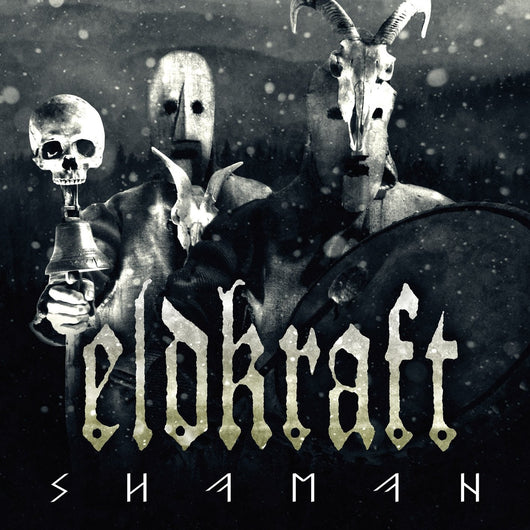 ELDKRAFT SHAMAN LP VINYL 33RPM NEW