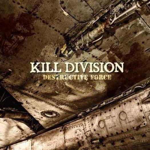 KILL DIVISION DESTRUCTIVE FORCE LP VINYL 33RPM NEW