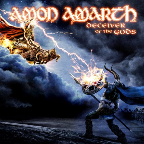 AMON AMARTH DECEIVER OF GODS LP VINYL 33RPM NEW