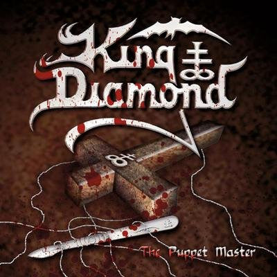 KING DIAMOND PUPPET MASTER RE ISSUE LP VINYL 33RPM NEW