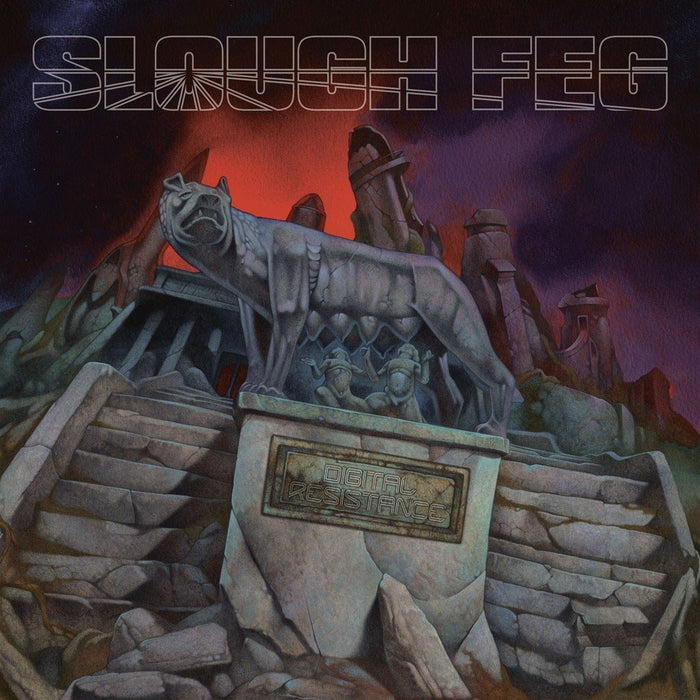 SLOUGH FEG DIGITAL RESISTANCE METAL LP VINYL 33RPM NEW