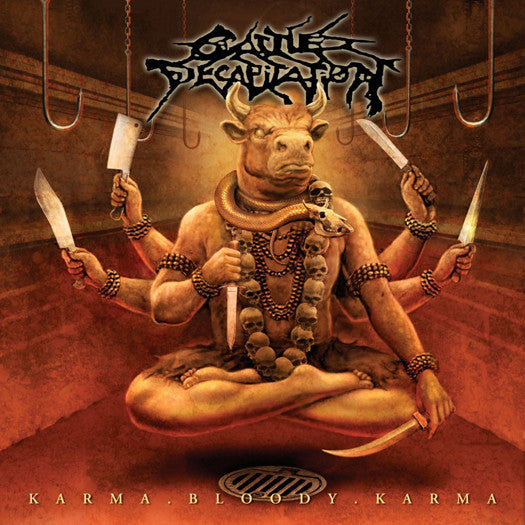 CATTLE DECAPITATION KARMA BLOODY KARMA LP VINYL NEW 33RPM