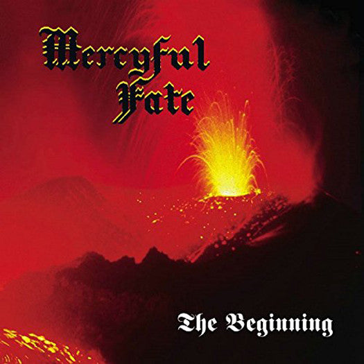 MERCYFUL FATE BEGINNING LP VINYL NEW (US) 33RPM