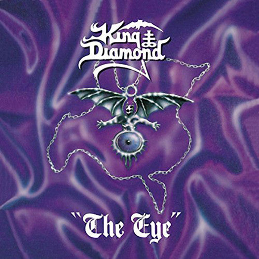 KING DIAMOND EYE LP VINYL NEW (US) 33RPM