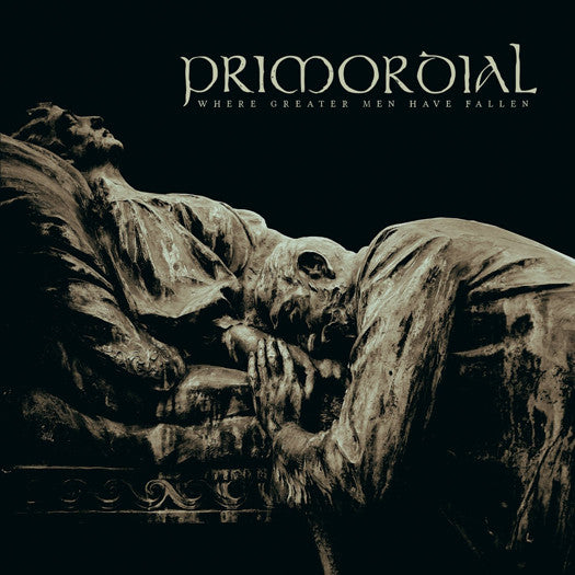 PRIMORDIAL WHERE GREATER MEN HAVE FALLEN DOUBLE LP VINYL NEW 33RPM 2015