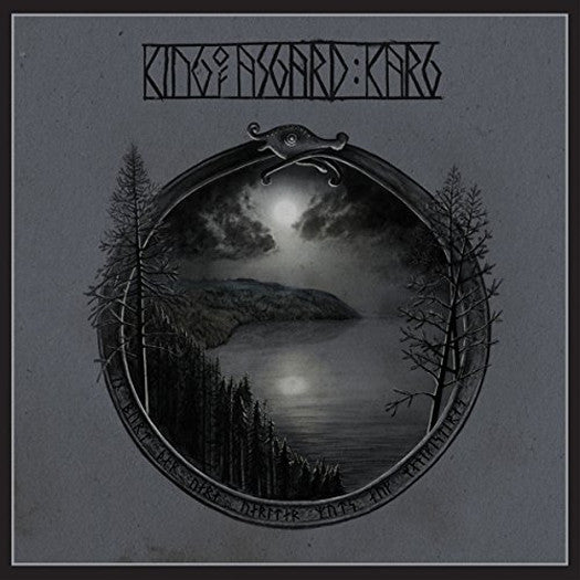 KING OF ASGARD KARG LP VINYL NEW 33RPM 2014