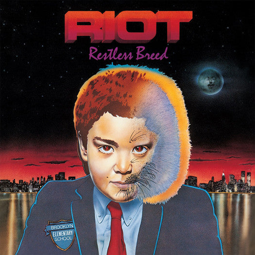 RIOT RESTLESS BREED LP VINYL NEW (US) 33RPM