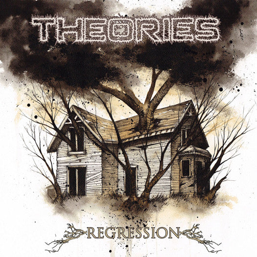 THEORIES REGRESSION LP VINYL NEW (US) 33RPM