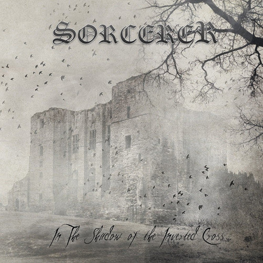 SORCERER IN THE SHADOW OF THE INVERTED CROSS LP VINYL NEW 33RPM 2015