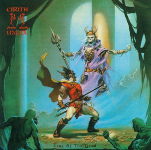 CIRITH UNGOL King Of The Dead LP Vinyl NEW 2017