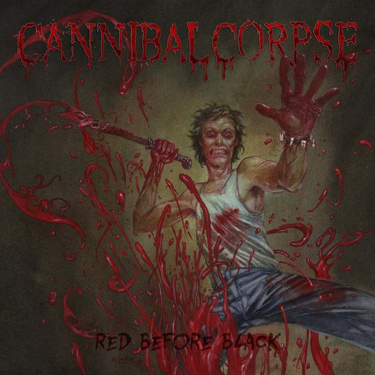CANNIBAL CORPSE Red Before Black LP Vinyl NEW