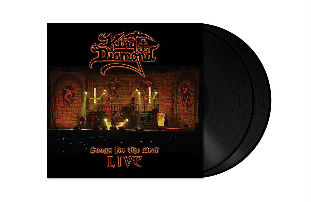 King Diamond Songs for the Dead Double Vinyl LP New 2019