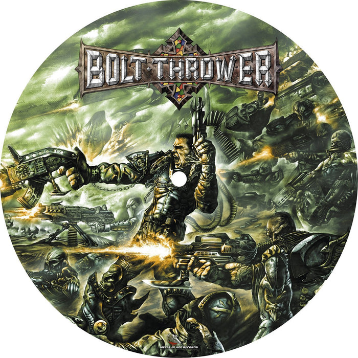 BOLT THROWER HONOUR VALOUR PRIDE LP VINYL 33RPM NEW