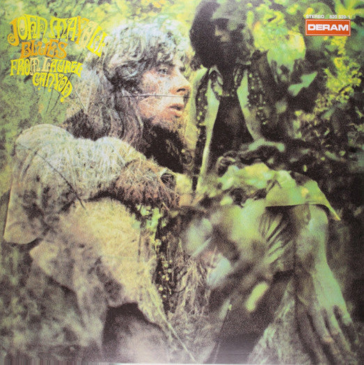 JOHN MAYALL BLUES FROM LAUREL CANYON LP VINYL NEW (US) 33RPM