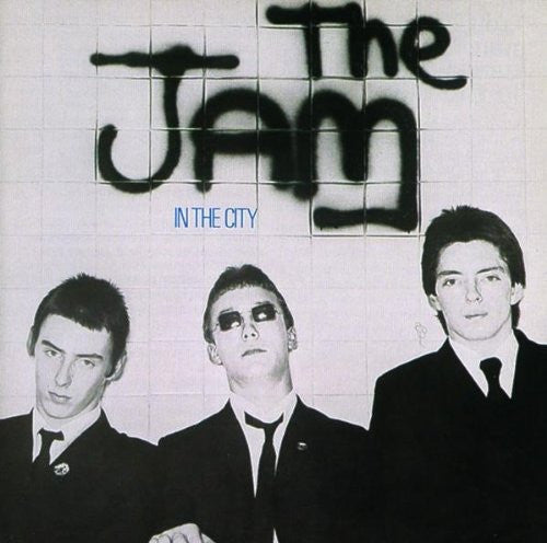 THE JAM IN THE CITY LP VINYL 33RPM NEW