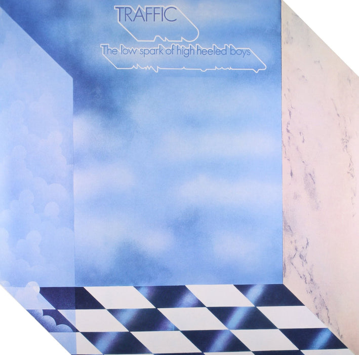 TRAFFIC THE LOW SPARK OF HIGH HEELED BOYS LP VINYL 33RPM NEW