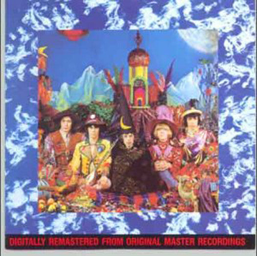 THE ROLLING STONES Their Satanic Majesties Request LP Vinyl NEW 2003