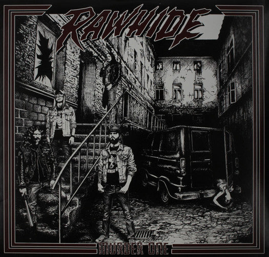 RAWHIDE MURDER ONE LP VINYL NEW (US) 33RPM