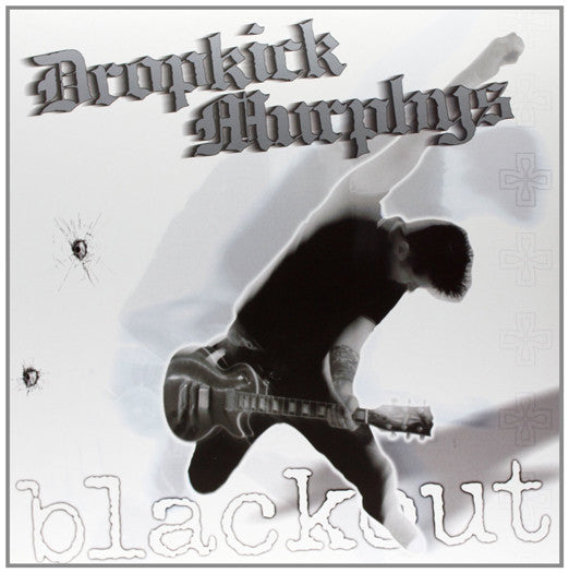 DROPKICK MURPHYS BLACKOUT LP VINYL NEW (US) 33RPM