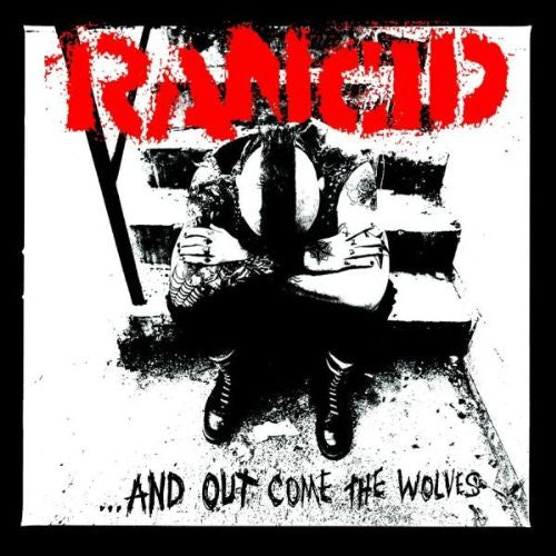 RANCID AND OUT COME THE WOLVES LTD ED WHITE LP VINYL 33RPM METAL 2014 NEW