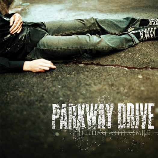 PARKWAY DRIVE KILLING WITH A SMILE LP VINYL AND CD NEW (US) 33RPM
