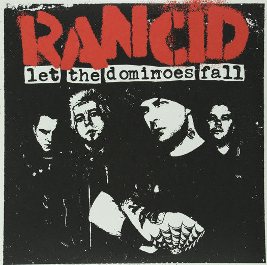 RANCID LET THE DOMINOES FALL LP VINYL NEW (US) 33RPM