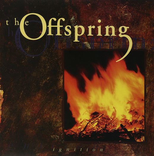 OFFSPRING IGNITION LP VINYL NEW (US) 33RPM REMASTERED