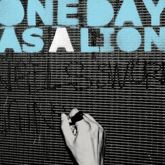 ONE DAY AS A LION ONE DAY AS A LION LP VINYL NEW (US) 33RPM
