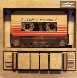 GUARDIANS OF THE GALAXY AWESOME MIX SOUNDTRACK LP VINYL 33RPM NEW