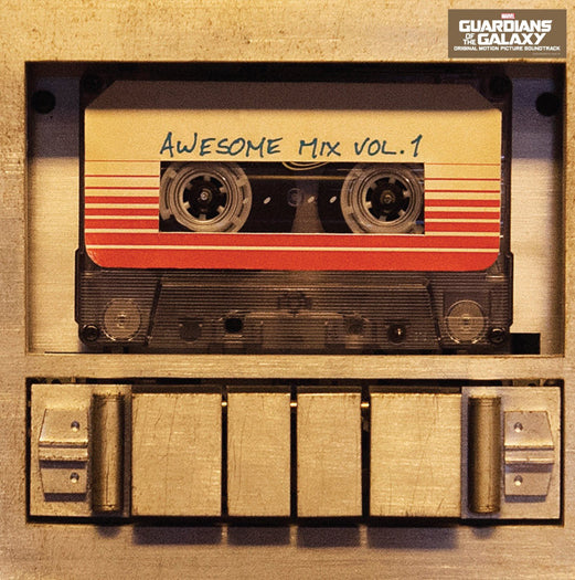 GUARDIANS OF THE GALAXY Awesome Mix Vol 1 Soundtrack LP Vinyl NEW 2015