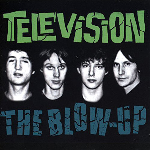 TELEVISION BLOW-UP LP VINYL NEW (US) 33RPM
