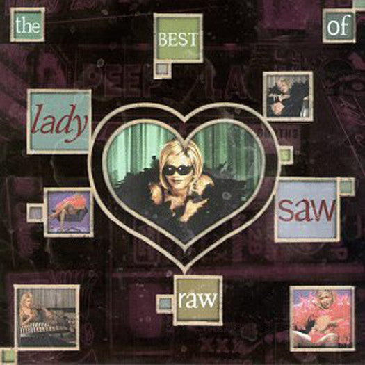 LADY SAW BEST OF LADY SAW LP VINYL 33RPM NEW