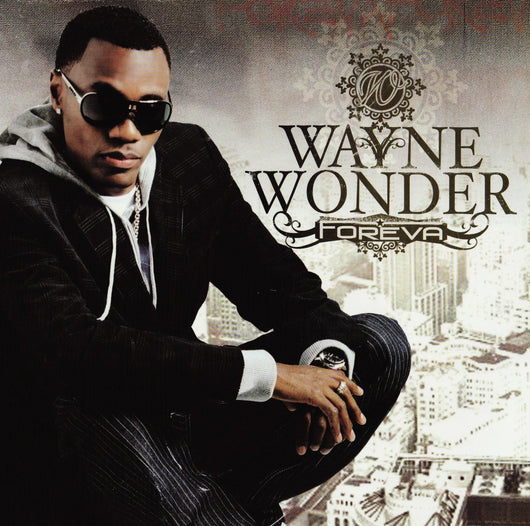 WAYNE WONDER FOREVA LP VINYL NEW 33RPM